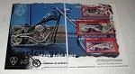 2004 Arlen Ness Slash Ness Pipes Ad -  Slash ness-C Cut