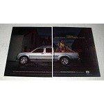 2003 Nissan Frontier 4x4 Pickup Truck Ad