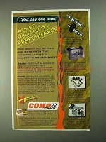 2001 V Thunder Comp Cams Ad - Power Reliability