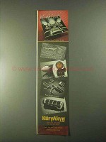 2000 KuryAkyn Motorcycle Products Ad - Wishlist
