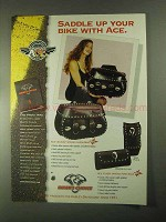 2000 Biker's Choice Ace Leather Ad - Saddle Up Bike