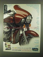 2000 Corbin Roadking Fairing Ad - Most Beautiful