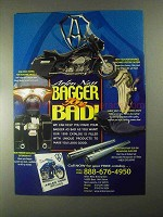 2000 Arlen Ness Motorcycle Parts Ad - Bagger Gone Bad