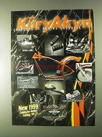 2000 KuryAkyn Motorcycle Parts Ad - Daring