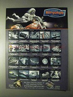 2000 KuryAkyn Motorcycle Parts Ad - Daring Products