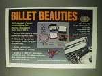 2000 S&S Rocker Cover Assemblies Ad - Billet Beauties