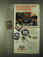 1999 Biker's Choice Twin Power Ignition System Ad
