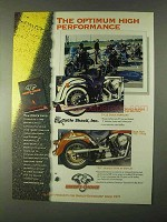 1999 Biker's Choice Exhaust Systems Ad - Performance