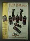 1999 Biker's Choice Cycle Care Products Ad - Your Image