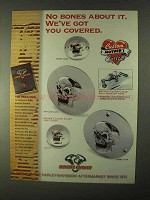 1999 Biker's Choice Mother's Custom Cycles Covers Ad