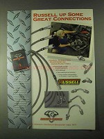 1999 Biker's Choice Russell Ad -  Hoses and Fittings