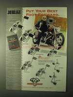 1999 Biker's Choice Jaybrake Forward Contronls Ad