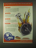 1999 JIMS Rods, Shafts, Flywheels and Complete Kits Ad
