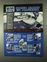 1999 Bel-Ray Gear Saver, EXS Motor Oil Ad - Jesse James - in America