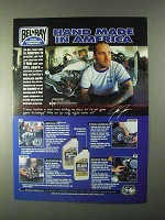1999 Bel-Ray Gear Saver, EXS Motor Oil Ad - Jesse James