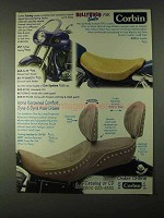 1999 Corbin Softail Fairing & FXR-H, Touring Saddles Ad