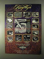 1999 KuryAkyn Motorcycle Parts Ad