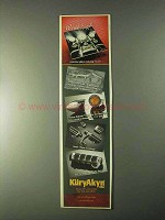 1999 KuryAkyn Motorcycle Parts Ad - Wishlist