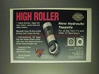1999 S&S Hydraulic Tappets Ad - High Roller
