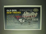 1999 S&S Cases Ad - Old Dog New Tricks