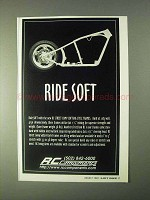 1999 RC Components Street Comp Softtail-Style Frames Ad - Ride Soft