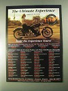 1998 Titan Motorcycles Ad - The Ultimate Experience