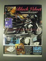 1994 Drag Specialties Parts & Accessories Ad - Black