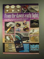 1993 Drag Specialties Parts and Accessories Ad - Dawn's