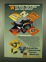 1985 Custom Chrome Parts and Accessories Ad