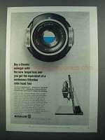 1968 Beseler Enlarger Ad - Janpol Lens