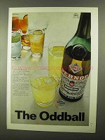 1968 Pernod Fils Ad - The Oddball
