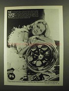 1974 Keystone Klassic Wheels Ad - The Klassic Look