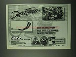 1987 SuperTrapp Exhaust System Ad - Bolt on Horsepower