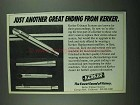 1987 Kerker Exhaust Systems Ad - Great Ending