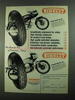 1981 Pirelli Phantom MT-29 and Phantom MT-28 Tires Ad