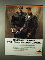 1988 Hein Gericke Rally and Highway 101 Jackets Ad