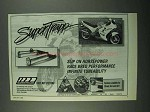 1988 SuperTrapp Exhaust System Ad - Slip on Horsepower