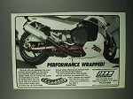 1988 SuperTrapp Exhaust System Ad - Performance Wrapped