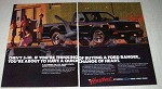 1988 Chevy S-10 Pickup Truck Ad - Change of Heart