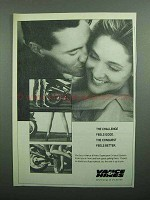 1990 Vance & Hines Supersport Exhaust System Ad