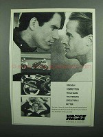 1990 Vance & Hines Supersport Exhaust System Ad - Competition