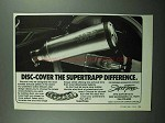 1989 SuperTrapp Exhaust System Ad - Disc-Cover