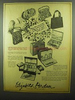 1942 Elizabeth Arden Ad - Opera Bag, Duplex Beauty Case