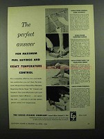 1950 Eagle-Picher Insulation Ad - The Perfect Answer