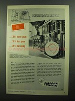 1950 Babcock & Wilcox Integral-Furnace Boiler, FF Ad