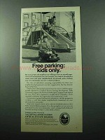 1969 National Association of Real Estate Boards Ad - Free Parking