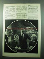 1969 The Bureau of National Affairs Ad - BNA Films