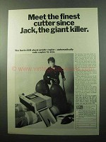 1969 Savin 220 Electrostatic Copier Ad - Finest