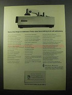 1969 Pitney-Bowes Addresser-Printer Ad - Most Things