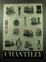 1969 Houbigant Chantilly Perfume Ad